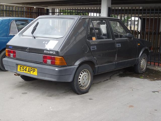 1987 Fiat Strada (Ritmo) 60 CL Mk 3
