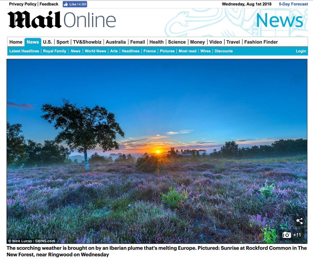 Daily Mail Online August 1   Nick Lucas   Flickr
