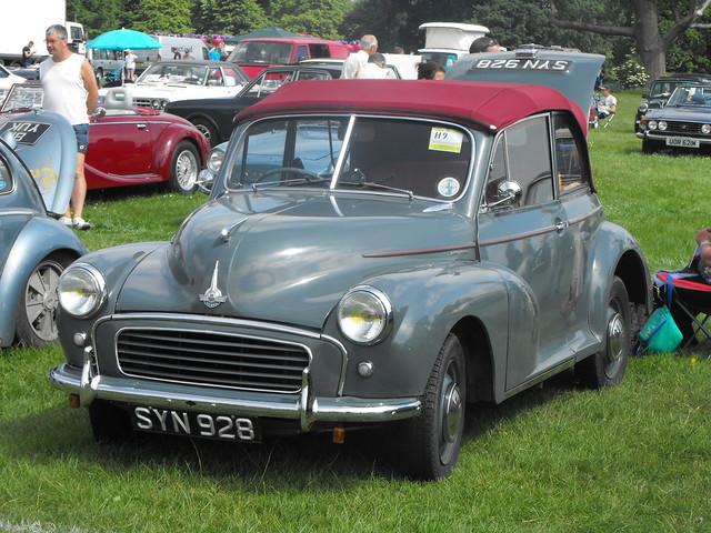 Morris Minor - SYN 928 (2)