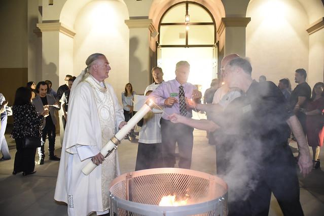 St Juan Diego Church Easter Vigil 2018 - 10 of 31