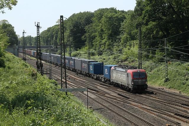PKP Cargo 193 507 - Duisburg - 17/05/2018.
