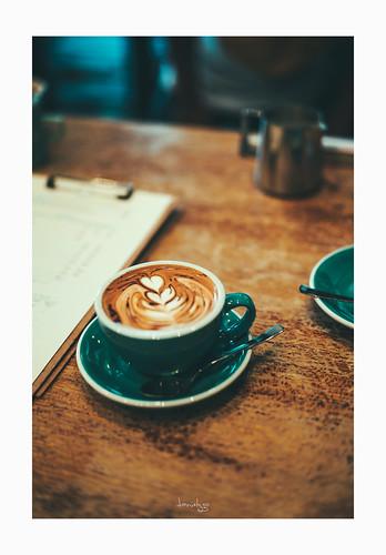 Coffee Art   by Daniel Y. Go