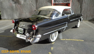1953 Ford Crestline Victoria | by CCCP Digital Studio