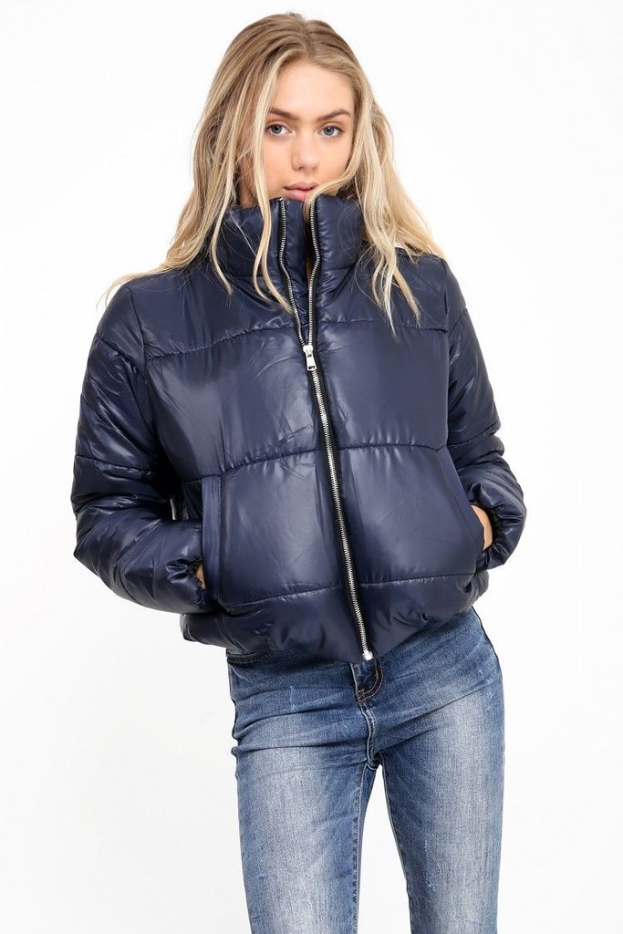 08735ac32a7 womens-wet-look-cropped-jackets-coat-ladies-padded-bomber-…   Flickr