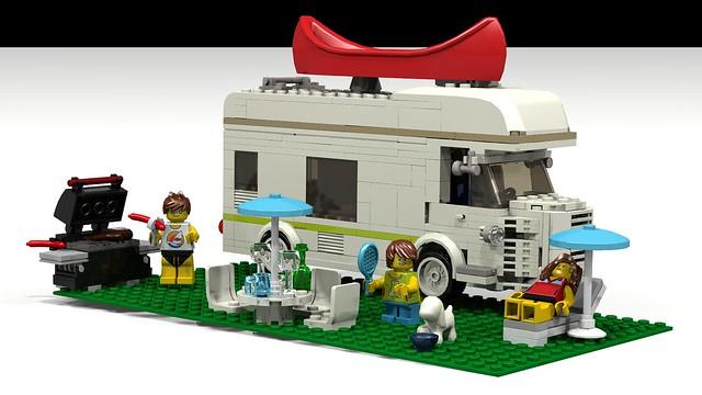 CITROEN Type H  camping car