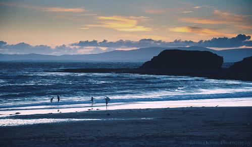 jonasdellowphotography nikond600 landscape seascape sunset waves blue beautiful beach silhouette fun philosophical nietzsche nature meaning