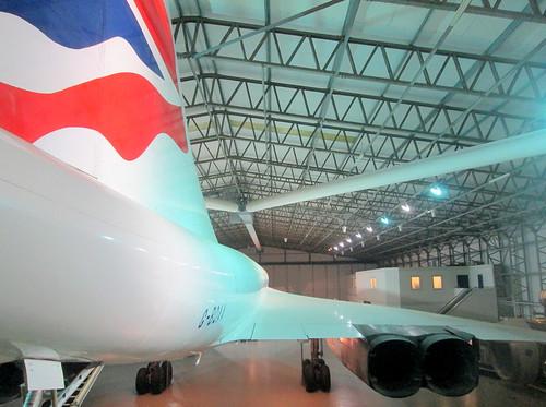 Concorde Engines + Fuselage