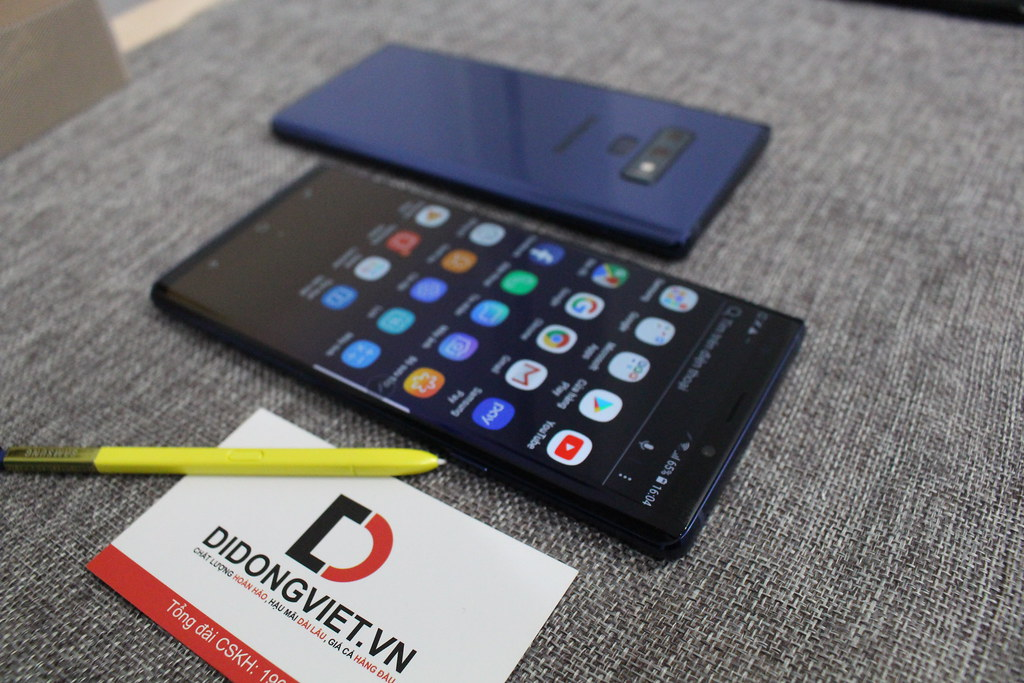 Samsung Galaxy Note 9 | www didongviet vn/samsung-galaxy-not