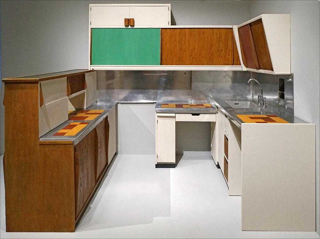 Meuble Cuisine De Le Corbusier Exposition Uam Centre Pom
