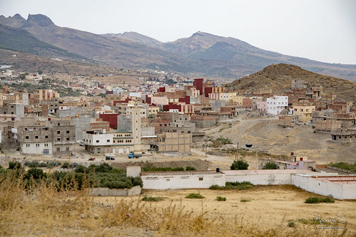 N-16, Zeghangahne, Provincia de Nador, Marruecos