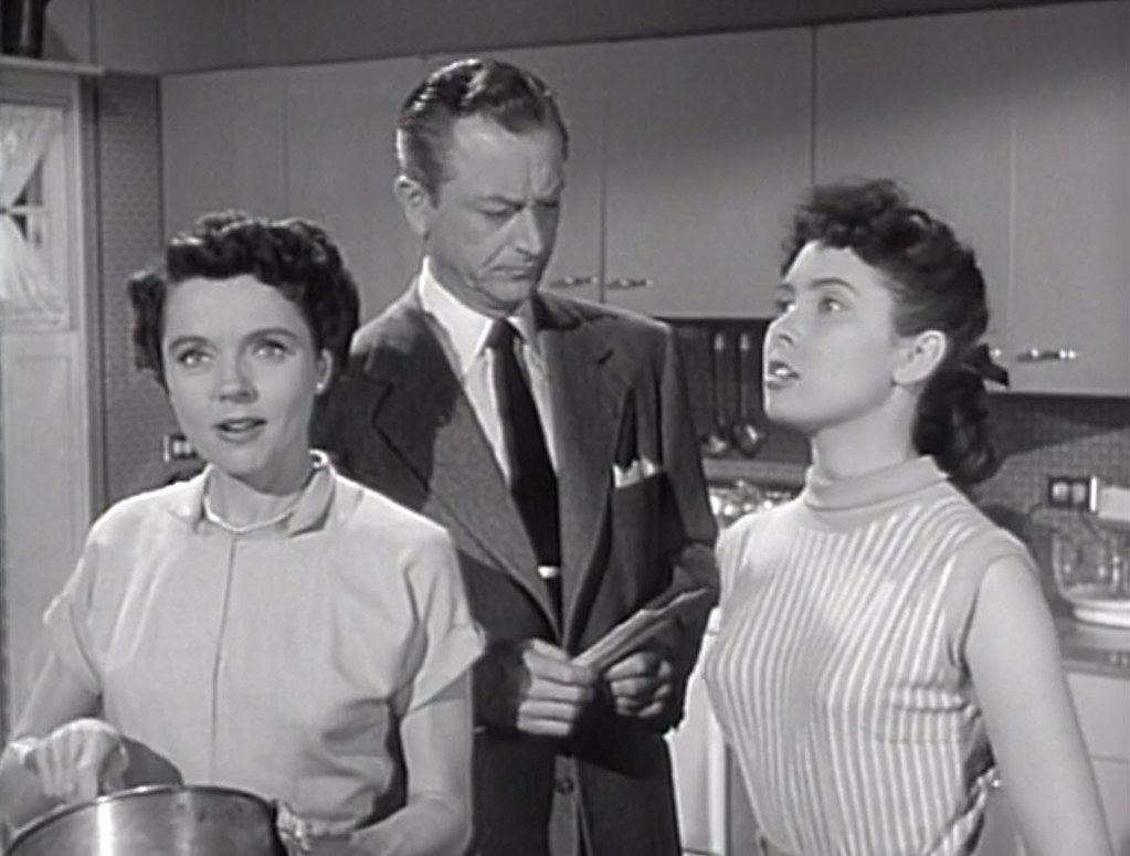 Jane Wyatt, Robert Young, Elinor Donuhue, Father Knows Best,