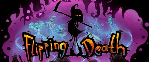 Flipping Death | by PlayStation.Blog