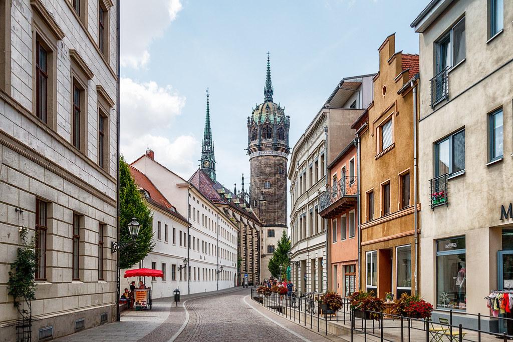 Lutherstadt Wittenberg | Wittenberg an der Elbe ist eine Uni… | Flickr