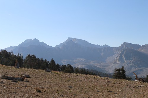 0978 My first view of Mount Whitney (center) from the John Muir Trail | by _JFR_
