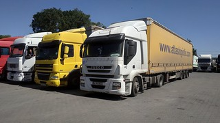 Daf CF 85 460-İveco Stralis 450-Atlas Logistics | Can