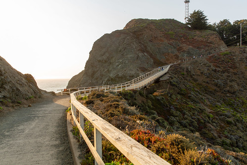 Point Bonita Trail