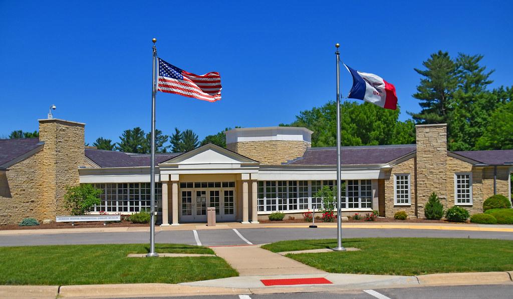 Historical Iowa travel destination: Herbert Hoover Presidential Library-Museum
