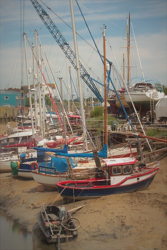 Rye Harbour   by Henry Hemming
