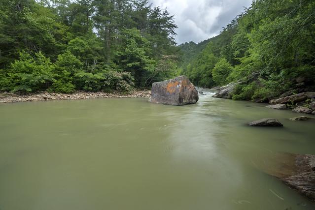 Soddy Creek, Big Soddy Gulf, Hamilton County, Tennessee 2