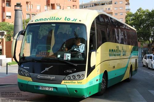 1014_SunsundeguiSideral2000_VolvoB12B_PzaEstaciónJEREZFRTA_08082018_Kino | by kinobus