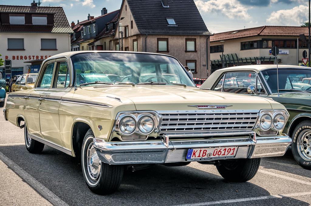 Chevrolet Impala 1962 6 Eisenberger Stadtrallye 2018 1962 Flickr