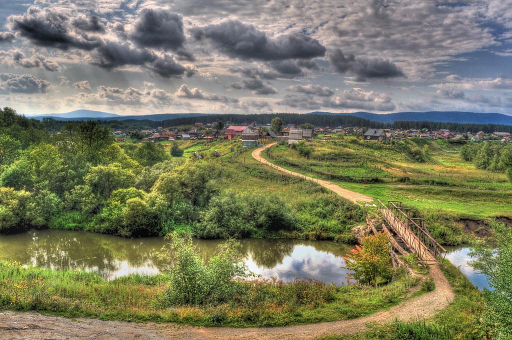 пейзаж, фотограф Челябинск