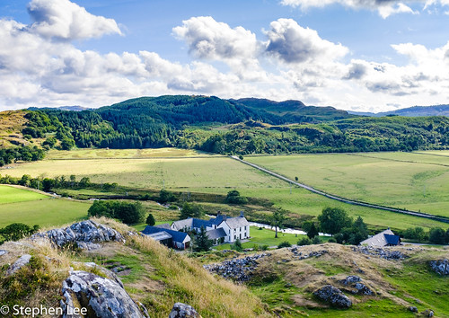 View from Dunadd | by Settle Snapper