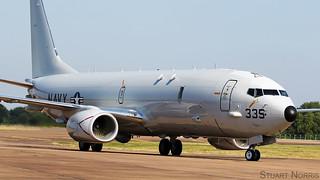 P-8A Poseidon 169335 - VP-30 Naval Air Station Jacksonville | by stu norris