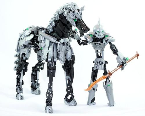 Machine Cavalry - Standing