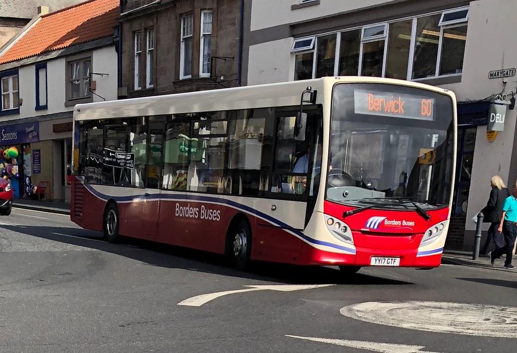 Borders Buses 11718 YY17 GTF (08.08.2018)
