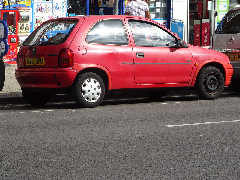 1994 Vauxhall Corsa LS