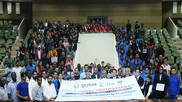 Malaysia-2017-11-09-Youth Assembly Held in Malaysia