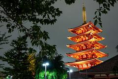 浅草寺 - Sensō-ji