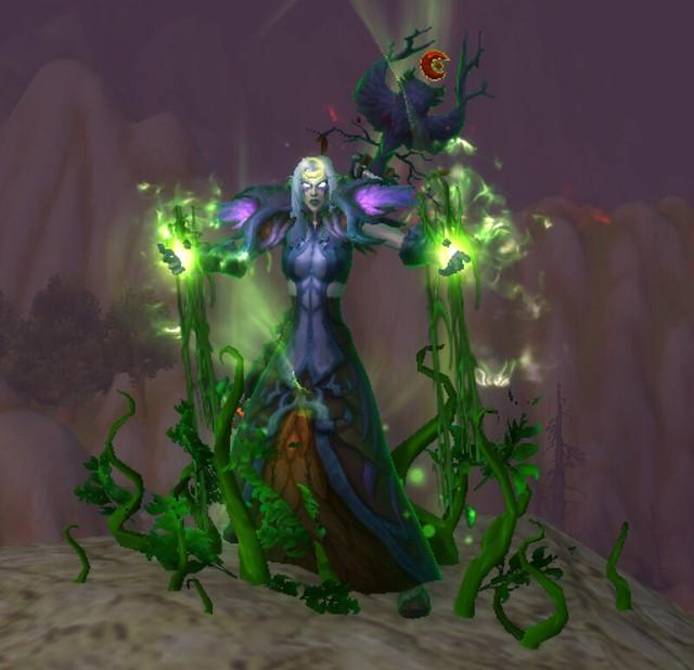 Druid Healer
