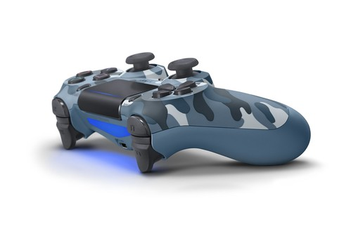 DualShock 4 (Blue Camo) | by PlayStation.Blog