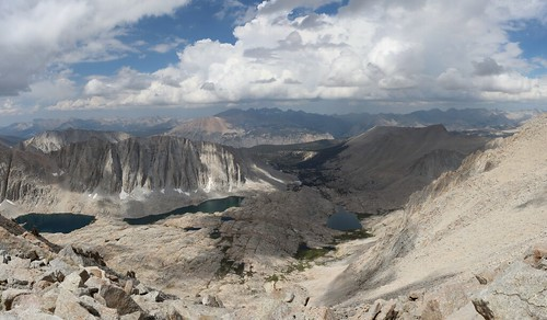 1519 View west in Sequoia Park from the John Muir Trail as we head toward Whitney's Summit | by _JFR_