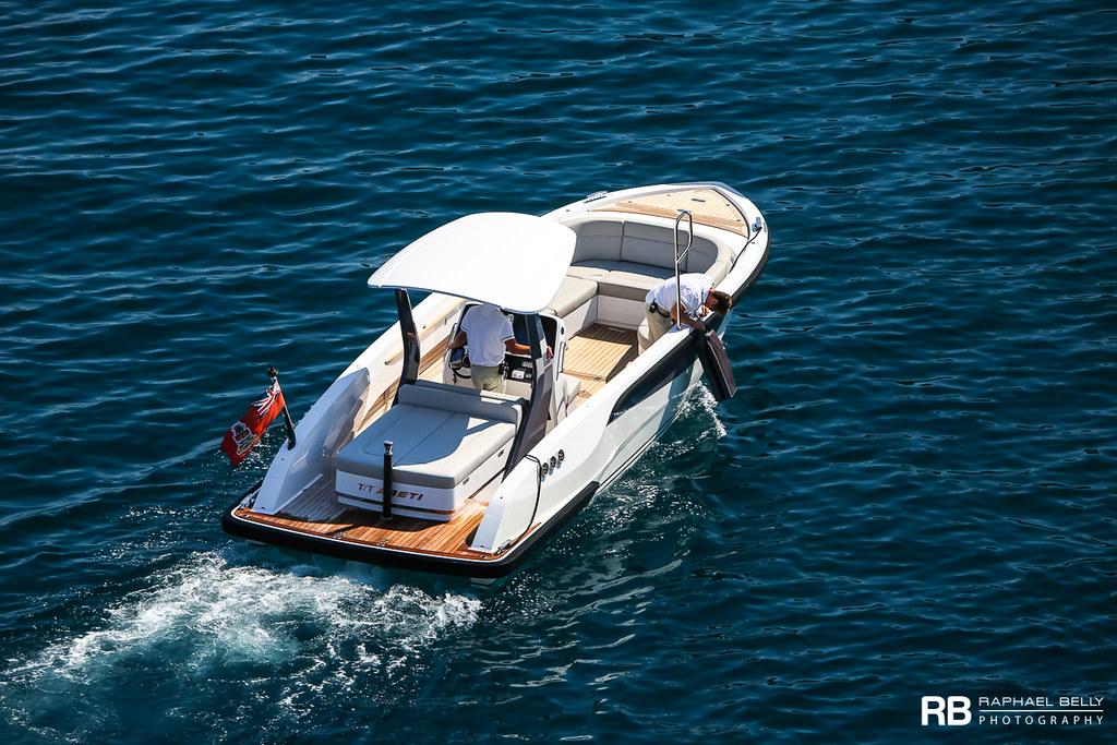 T/T Areti (Silverline Open Tender) - 9m - Yachtwerft Meyer