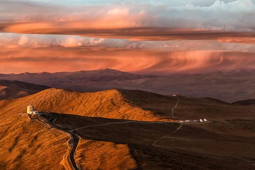 Storm over the Atacama desert   by Juan-Carlos Munoz-Mateos