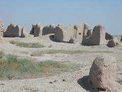 Abiverd ruins, Kaakhka