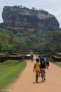 Sigiriya, Lion Rock | by basvredeling
