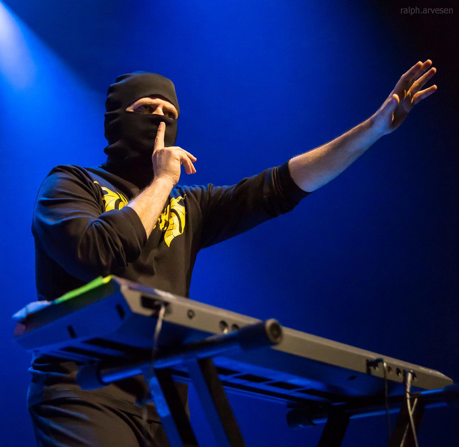 Ninja Sex Party | Texas Review | Ralph Arvesen