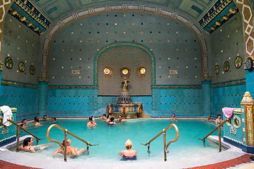 Gellért Thermal Baths and Swimming Pool | by nan palmero