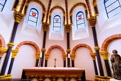 Vianden - Castle - Chapel