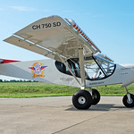 STOL CH 750 SD - side