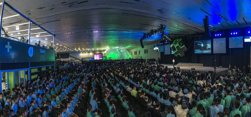 Inauguración Gobierno Talent Land 2018