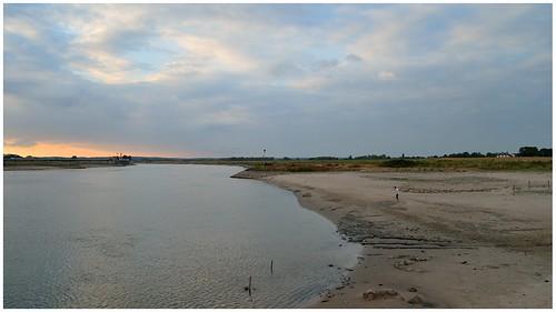 Rijn bij Looveer, Loo- Huissen | by Ed van de Zilver
