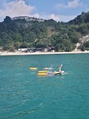 Open water swimming in Bulgaria