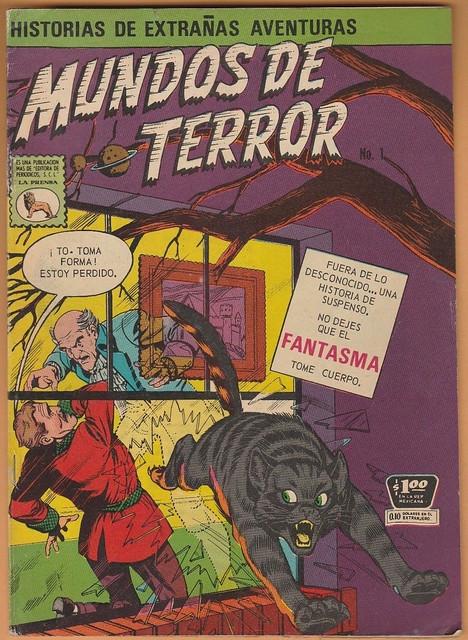 MUNDOS DE TERROR No.1