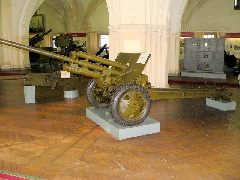 57毫米癌-2枪国防部。1941年4
