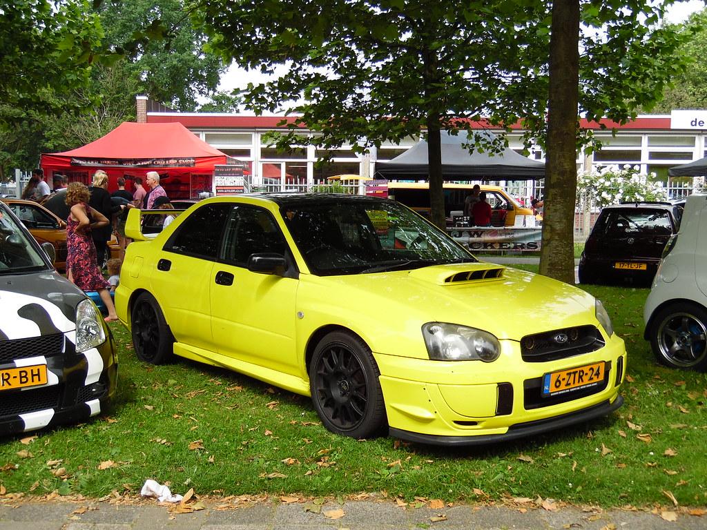 2003 subaru impreza wrx turbo